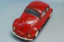 Lot 78: Vintage Tonka Pressed Steel Volkswagon VW Beetle