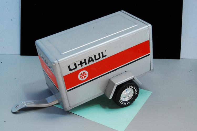 Vintage Nylint Uhaul Car or Truck Trailer