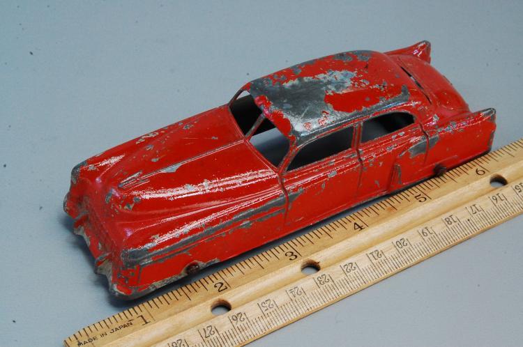 Lot 89: Vintage Tootsie Toy Diecast Toy Car