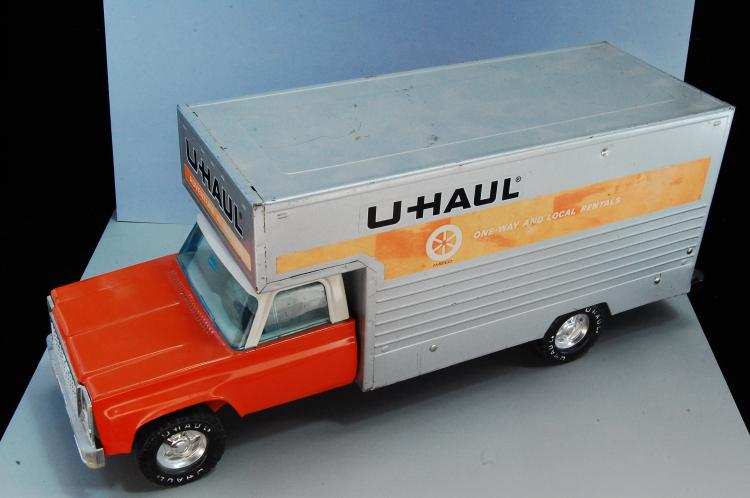 Vintage Nylint Large Uhaul Moving Truck