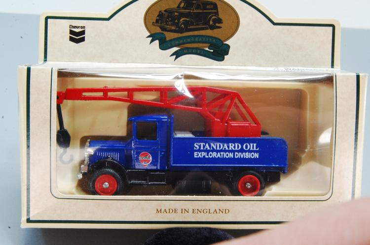 Chevron Liedo Days Gone Standard Oil Well Repair C