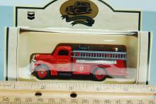 Lot 129: Chevron Lledo Days Gone 1936 Standard Oil Ladder &