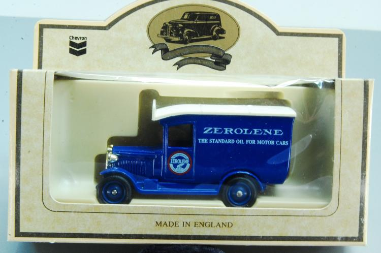 Chevron Lledo Days Gone 1934 Zerolene Motor Oil Ch