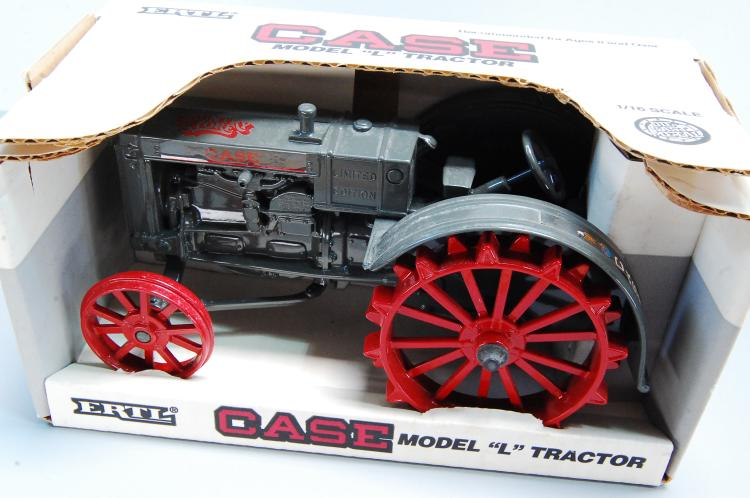 Vintage Ertl Case Model L Limited Edition Tractor