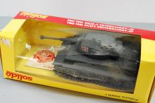Lot 147: 1984 40th Ann Solido PzKpfw Tiger 1 Diecast Toy Ta