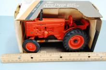 Lot 149: Vintage Ertl Orange John Deere 1947 Model MI Tract
