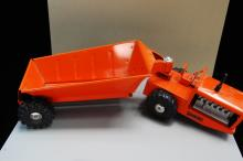 Lot 160: Vintage Structo Toys Belly Dump Earth Mover