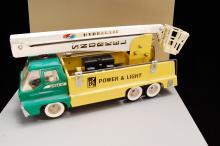 Lot 171: Vintage Structo Toys Pressed Steel Hydraulic Snork