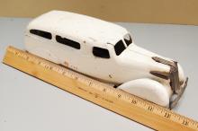 Lot 174: Antique 1930s Wyandotte Pressed Steel Ambulance To