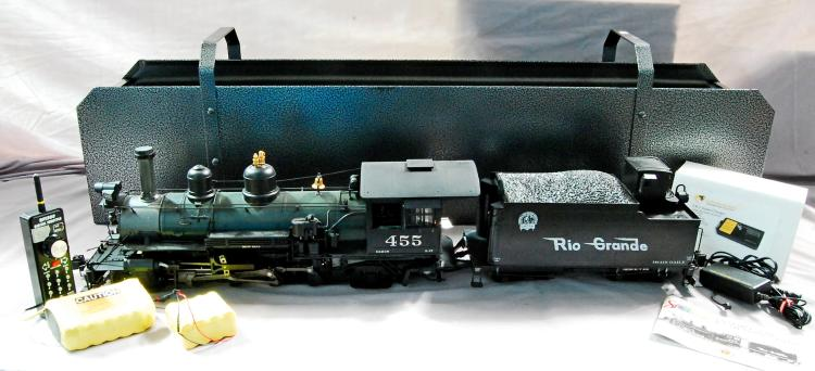Large Scale Bachmann Spectrum 1:20.3 or G Scale Locomotive Engine