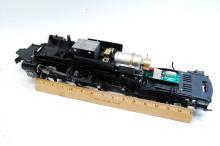 Lot 100A: Large Bachmann K-27 G Scale Steam Locomotive Parts Train 1:20.3