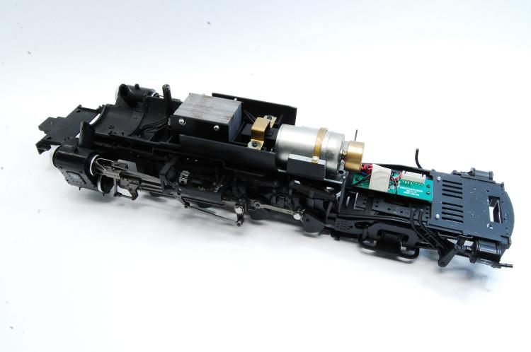 Large Bachmann K-27 G Scale Steam Locomotive Parts Train 1:20.3