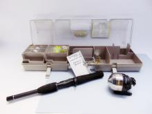 Lot 1: Shakespeare Excursion All in One Fishing Kit
