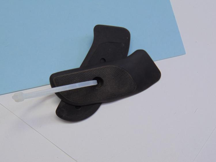 Small Colt Handgun Grips