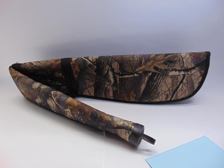 Real Tree Camoflauge Gun Case 51 Inches long