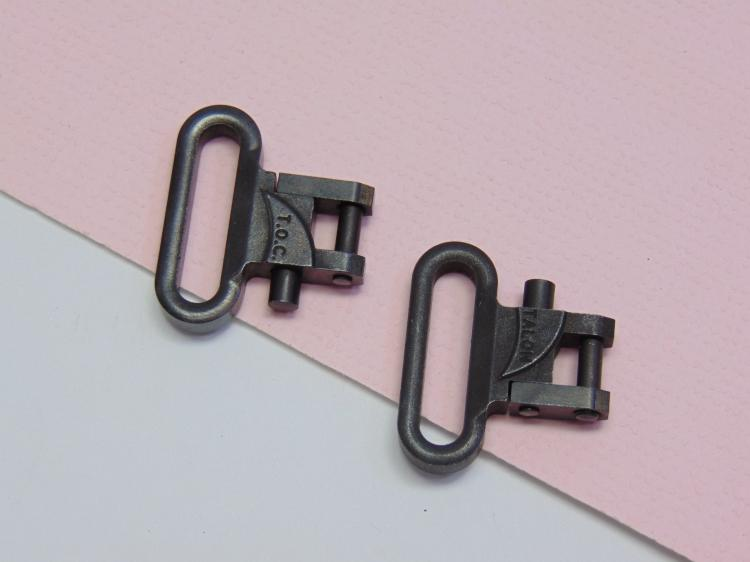 2 Talon Sling Swivels