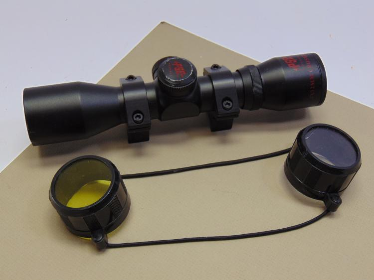PSE Archery 4x32MM Crossbow Scope With Mounting Brackets