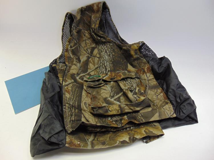 Remington Camouflage Hunting Vest
