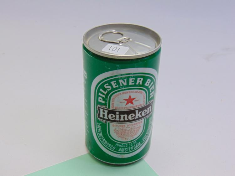 1974 Unopened Heineken From Brewery In Amsterdam