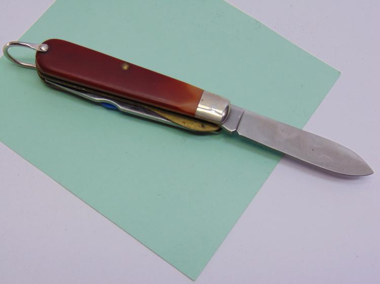 Vintage SCC Schrade Electricians Knife