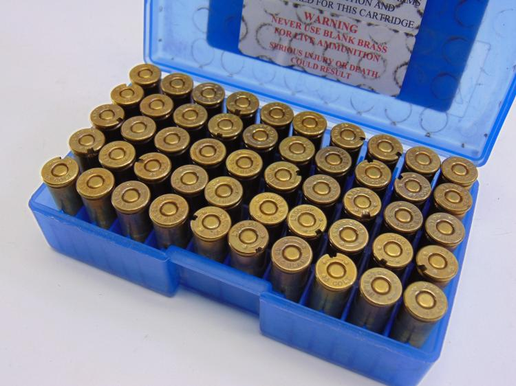 AWA 45 Long Colt Blank Cartridge Box