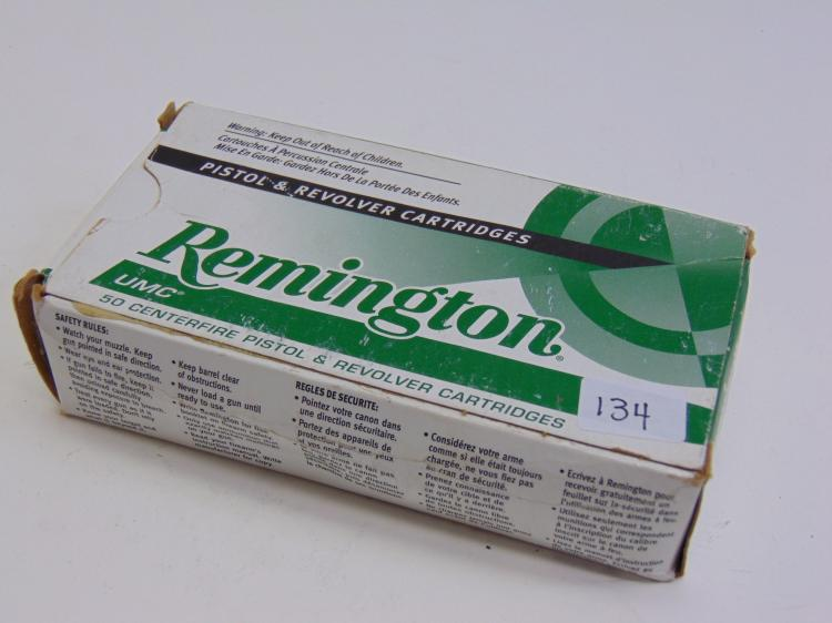 Remington 380 Automatic 95gr Pistol Cartridge Lot