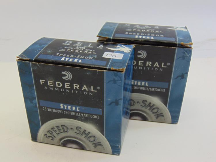 Federal 12 Gauge Speed-Shok Shotshells