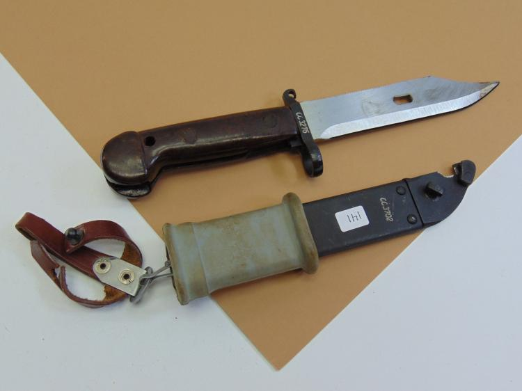 Vintage AK-47 Fixed Bayonet