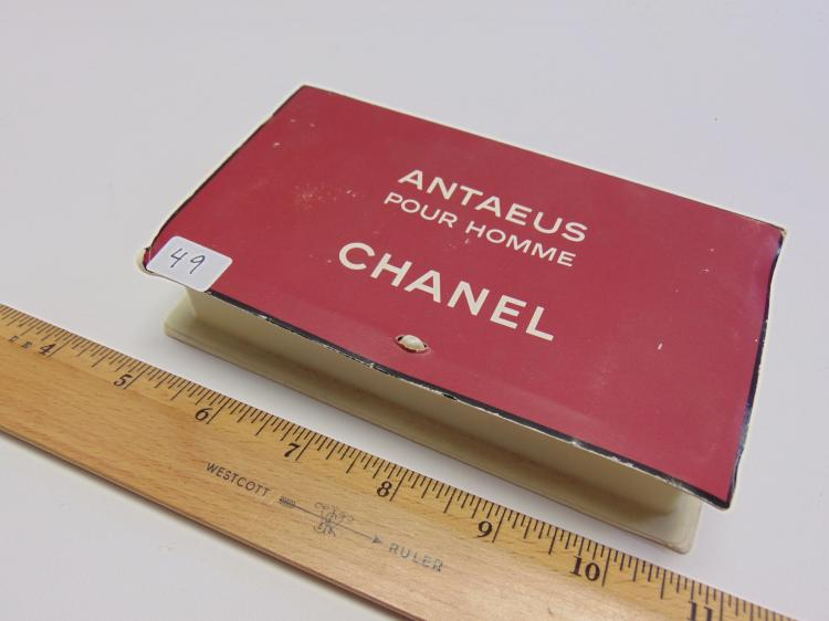 Lot 49: Vintage Antaeus Pour Homme Chanel Sample Set
