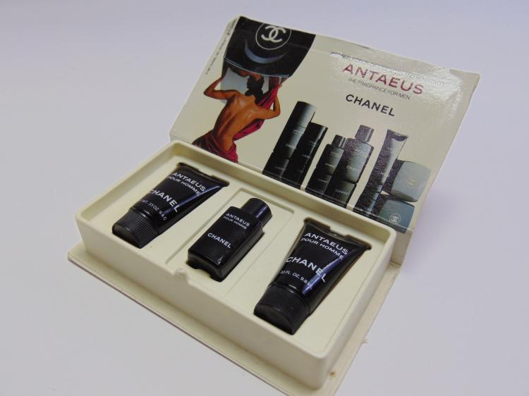 Vintage Antaeus Pour Homme Chanel Sample Set