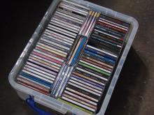 Lot 53: Large Lot of Big Band Swing & Christmas Music CDs