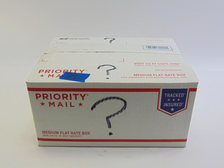 Lot 155: The Infamous Mystery Box