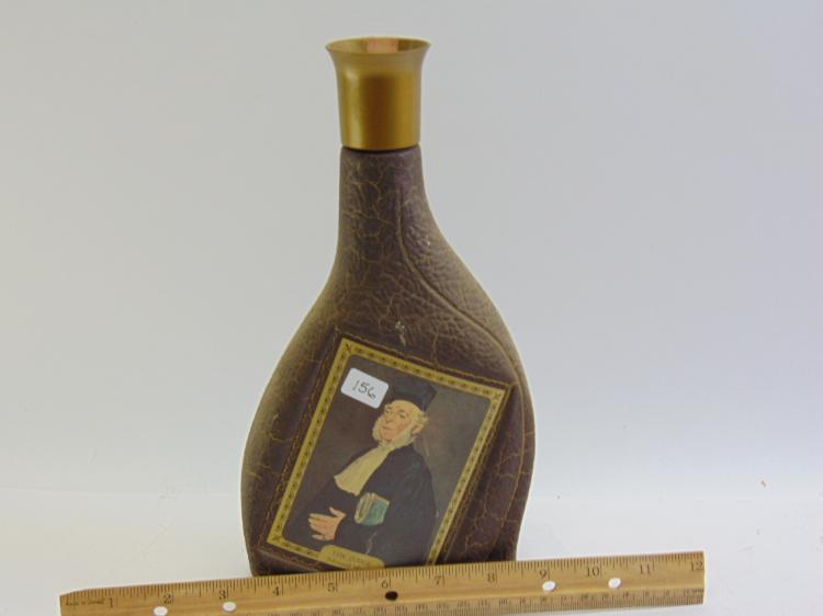 "Lot 156: Vintage Sealed Jim Beam Modern Masters Edouard Manet ""The Judge"" Decanter"