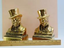 Lot 17: Lot of 2 Vintage Old Mr. Boston Prestige Bottle Decanters