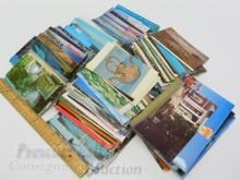 Lot 5: Large Lot of Vintage US Travel Postcards