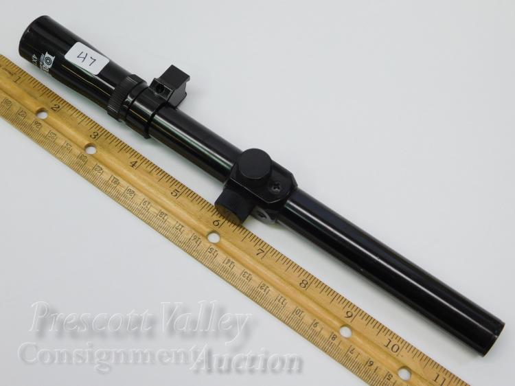 Lot 47: Daisy 4x15 Air Gun Rifle Scope