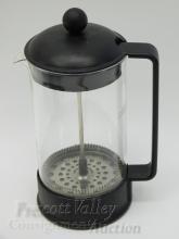 Lot 49: Bodum Danish Glass Coffee French Press