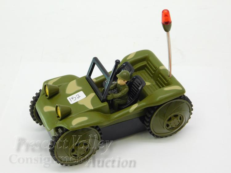 Westminster Inc Motorized Military Buggy