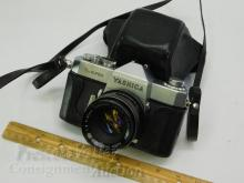 Lot 184: Yashica TL-Super 35mm Film Camera in Case