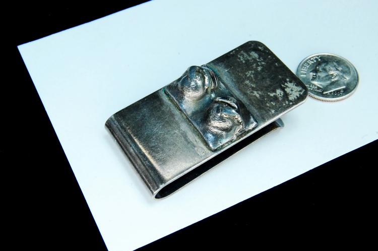 "Vintage ""Novetly"" Money Clip"