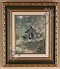 James Belcher (Alaska) oil on canvasboard