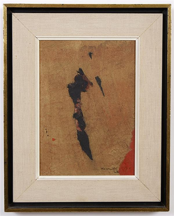 ADDED TO SALE: PAUL HORIUCHI (1906-1999