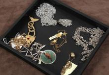 SIGNED VINTAGE JEWELRY: 6 pcs. by Sarah Coventry, all marked