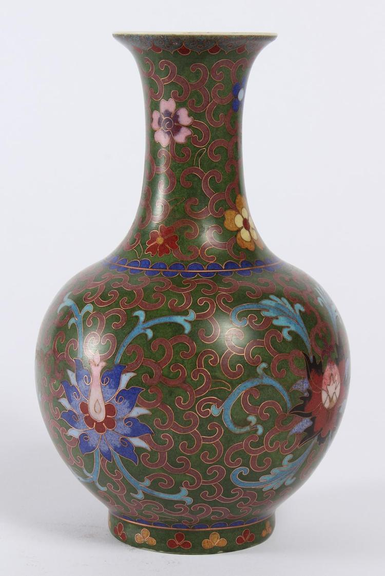 narrow mouth vases with Chinese Cloisonne Blossom Vase Globular Shape 8 C 2044212aa4 on Metal Neck Vase besides A Famille Rose Porcelain Vase  Meiping 15147 C 21a4315892 in addition 7777816 Dale Tiffany Hand Blown Glass Vase in addition 383228249514453047 also .