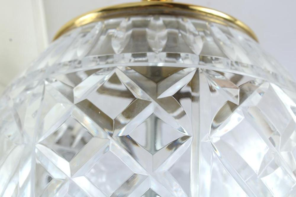 Waterford Crystal Table Lamp, Waterford Crystal Lamp Patterns