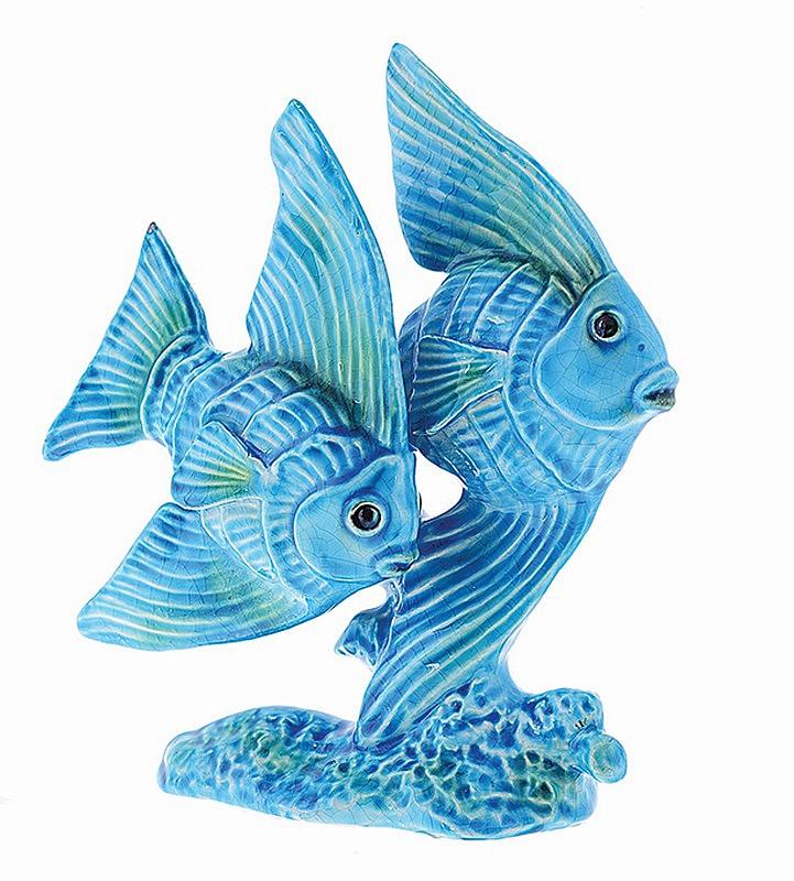 Dutch ceramic fish sculpture from jema holand factory 20th for Ceramic fish sculpture