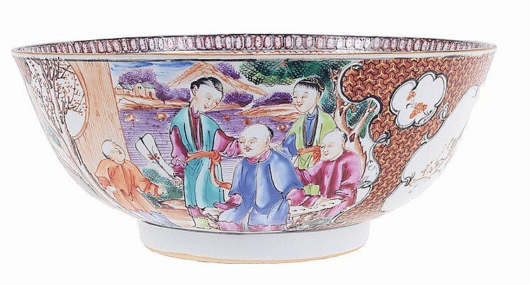 Chinese porcelain, bowl.