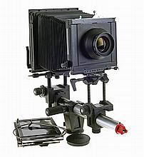 Sinar photographic machine.