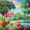 RUSSIAN ALEXANDER ANTANENKA GICLEE ON CANVAS , Alexander Antanenka, Click for value