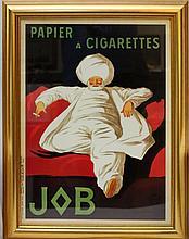 ORIGINAL CAPPIELLO JOB PAPER POSTER 1933